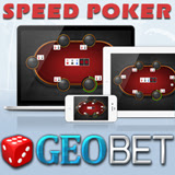 GEObet Upgrades Poker Software in Move to InstaDeal Network and Fast New Speed Poker