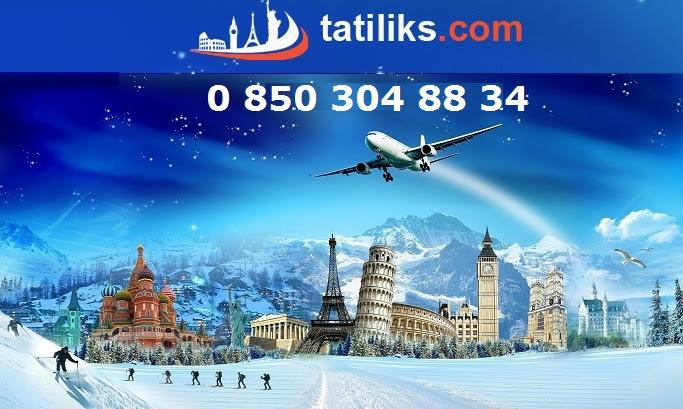 En Uygun Biletleri Tatiliks.com İle Sorgulayın
