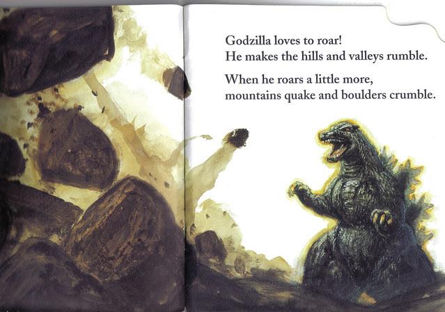 Godzilla likes to Roar! 6