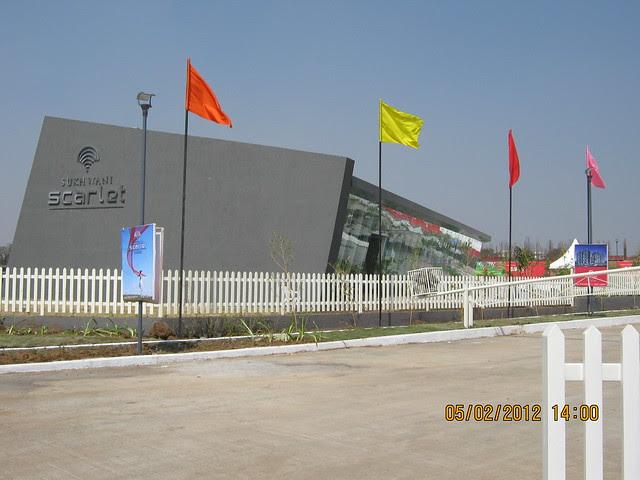 Visit Sukhwani Scarlet - 1 BHK, 1.5 BHK, 2 BHK & 3 BHK Flats - near Aurvedic College, on Kesnand Road, Wagholi, Pune 412 207 - 1