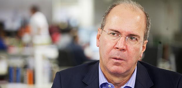 Wilson Poit, futuro secretário municipal responsável pela privatização de serviços e locais públicos