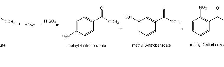 Methyl Benzoate Hno3 H2so4 Mechanism