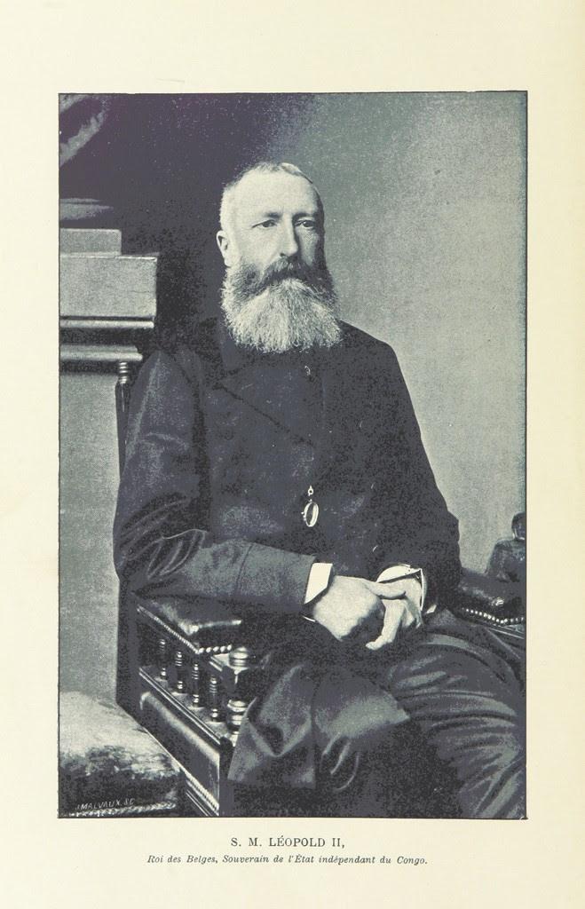 rey Leopoldo II de Belgica