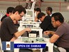 1º Open de damas reúne cerca de 102 participantes no ginásio do Itatiba
