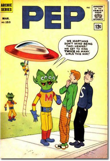 Pep Comics #153