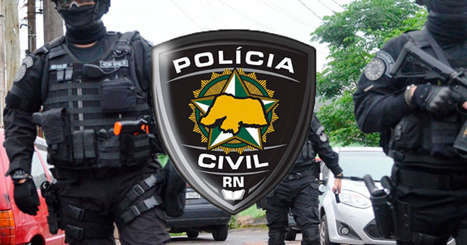Resultado de imagem para policia civil rn