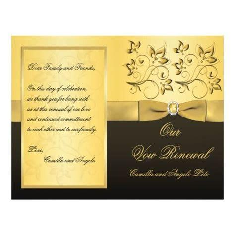 Wedding Vow Renewal Program   EMAIL for help Flyer