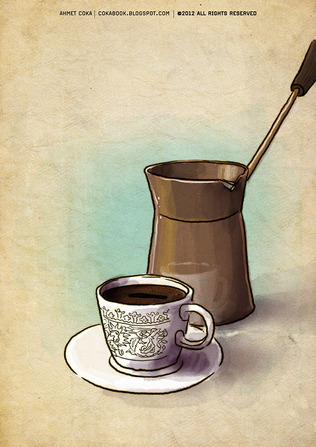 turkish coffee for spring