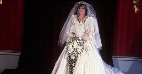 Royal Wedding Dresses Through the Ages   POPSUGAR Fashion