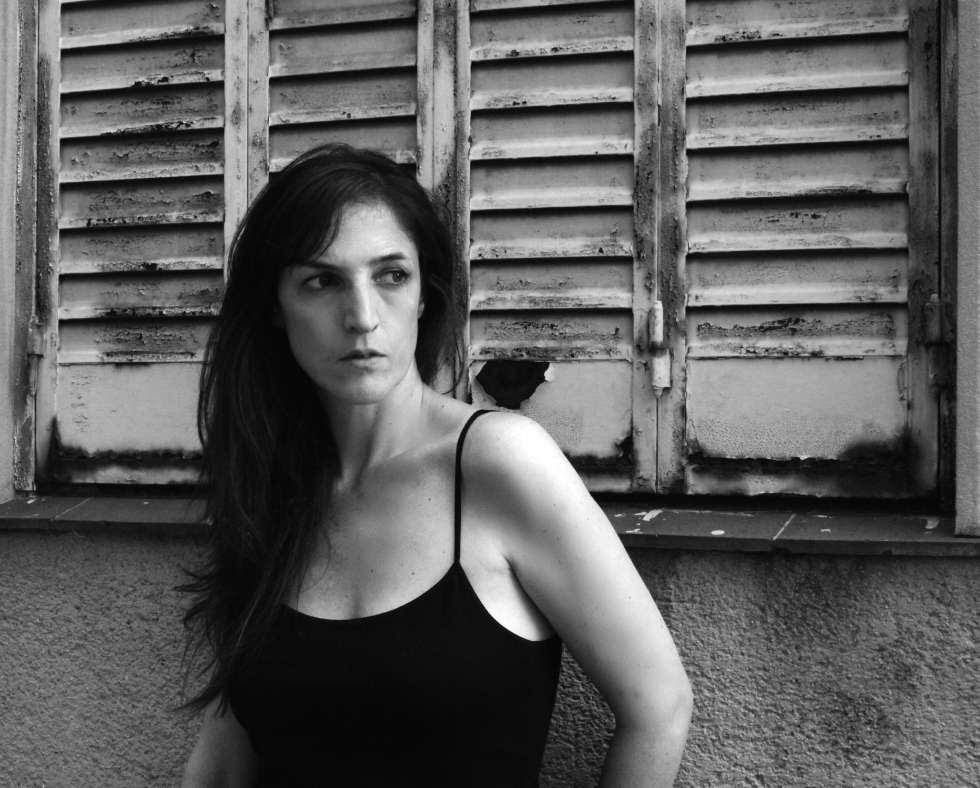 La escritora uruguaya Vera Giaconi.