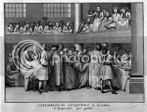 Quaker woman preacher