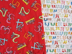 Project bag fabric