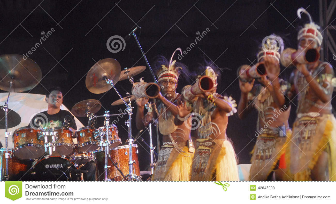 INDONESIAN LONG HISTORY OF CULTURE Editorial Stock Photo  Image: 42845098