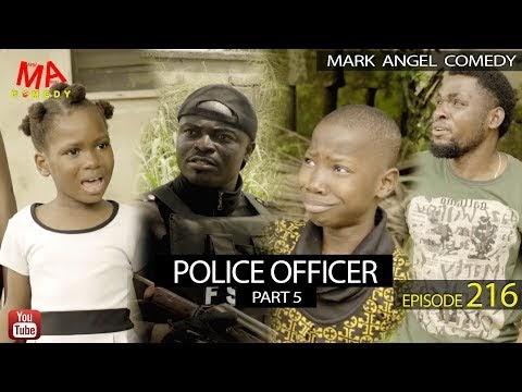 "Download ""Skit"" Police Officer Part 5 (Mark Angel Comedy Episode 216)"