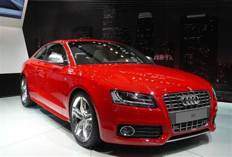 Audi S5 red gallery. MoiBibiki #2