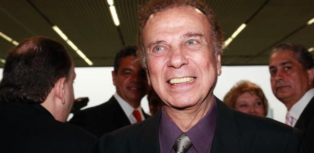 Pery Ribeiro durante o Grande Prêmio 25 de Janeiro, no Jockey Clube de SP (25/1/2010)
