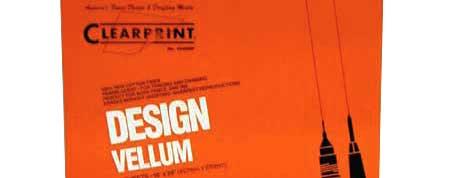 Clearprint Drafting Vellum Paper