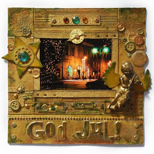 Wesołych Świąt - God Jul - Merry Christmas