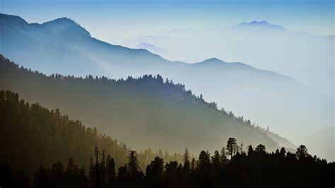 Wallpaper Mountain Range, OS X Mavericks, HD, 5K, Stock