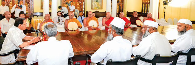 Religious leaders play pivotal role in maintaining peace and harmony- President