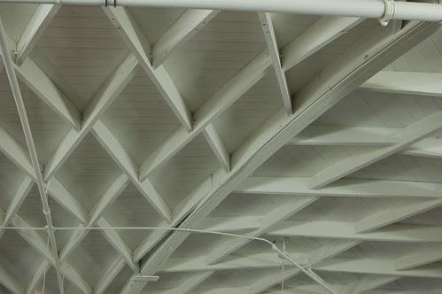 the casino, ballroom ceiling