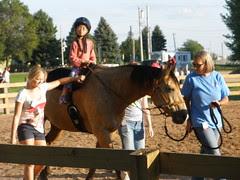 Olivia Riding