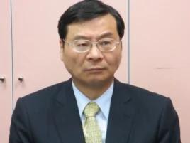 台湾财政部次长曾铭宗(美国之音张永泰拍摄)
