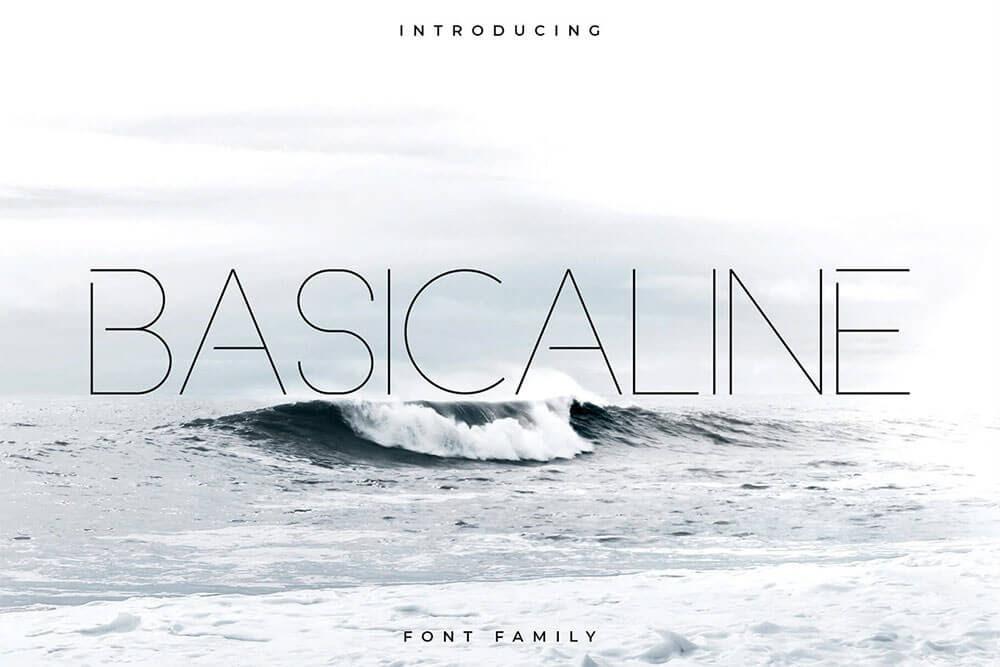 basicaline-font