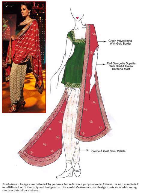 214 best Dress Design Sketches images on Pinterest