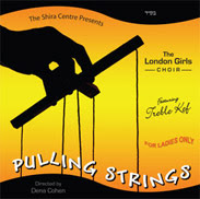 CD Jacket for 'Pulling Strings'