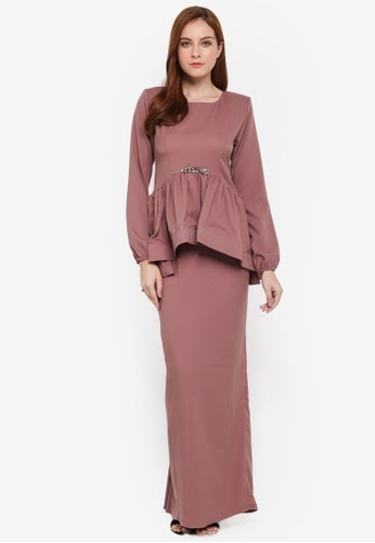 40+ Koleski Terbaik Fashion Baju Kurung Modern - JM ...