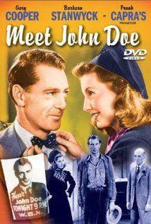 Meet John Doe (1941)   A definite MUST SEE.