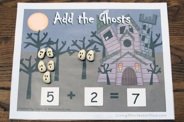 Ghost Addition Activity
