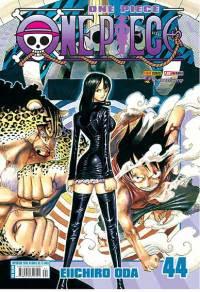 One Piece 44 - Panini