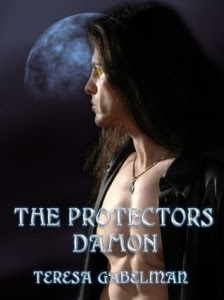 Teresa Gabelman -Damon Cover
