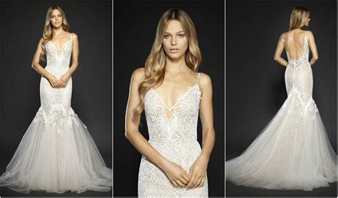 Elena Damy   Beautiful Bridal Gowns by Hayley Paige