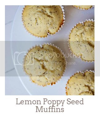 """""""Lemon Poppyseed Muffins"""""""