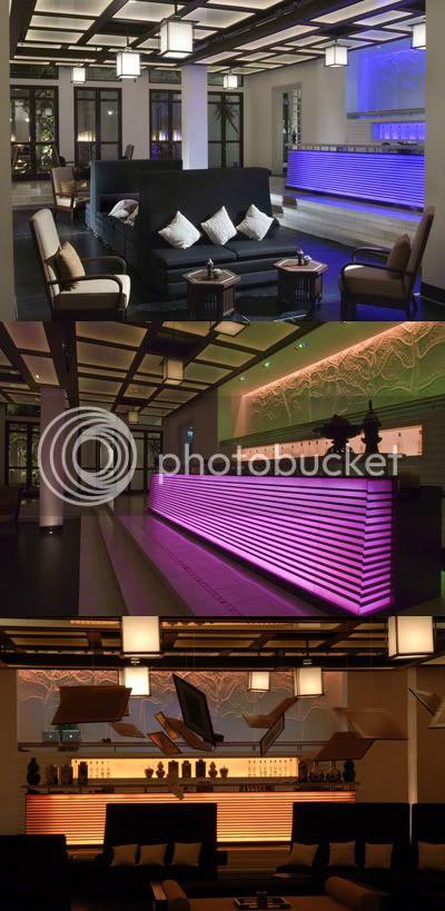 hotel de la paix, art lounge