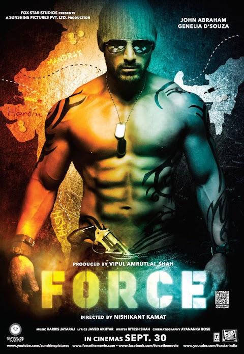 Force (2011) 480p 720p 1080p WebRip Hindi Full Movie