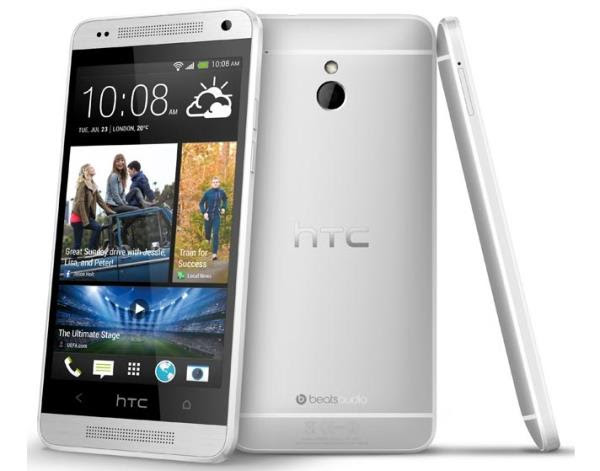HTC One mini é revelado com especificações mais modestas