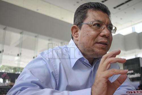 Malaysia betul hantar Daim lawat China - Saifuddin Abdullah
