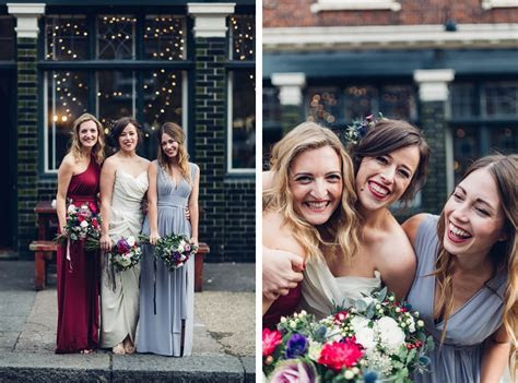 Autumn pub wedding at The Easton, Clerkenwell ? Lizi