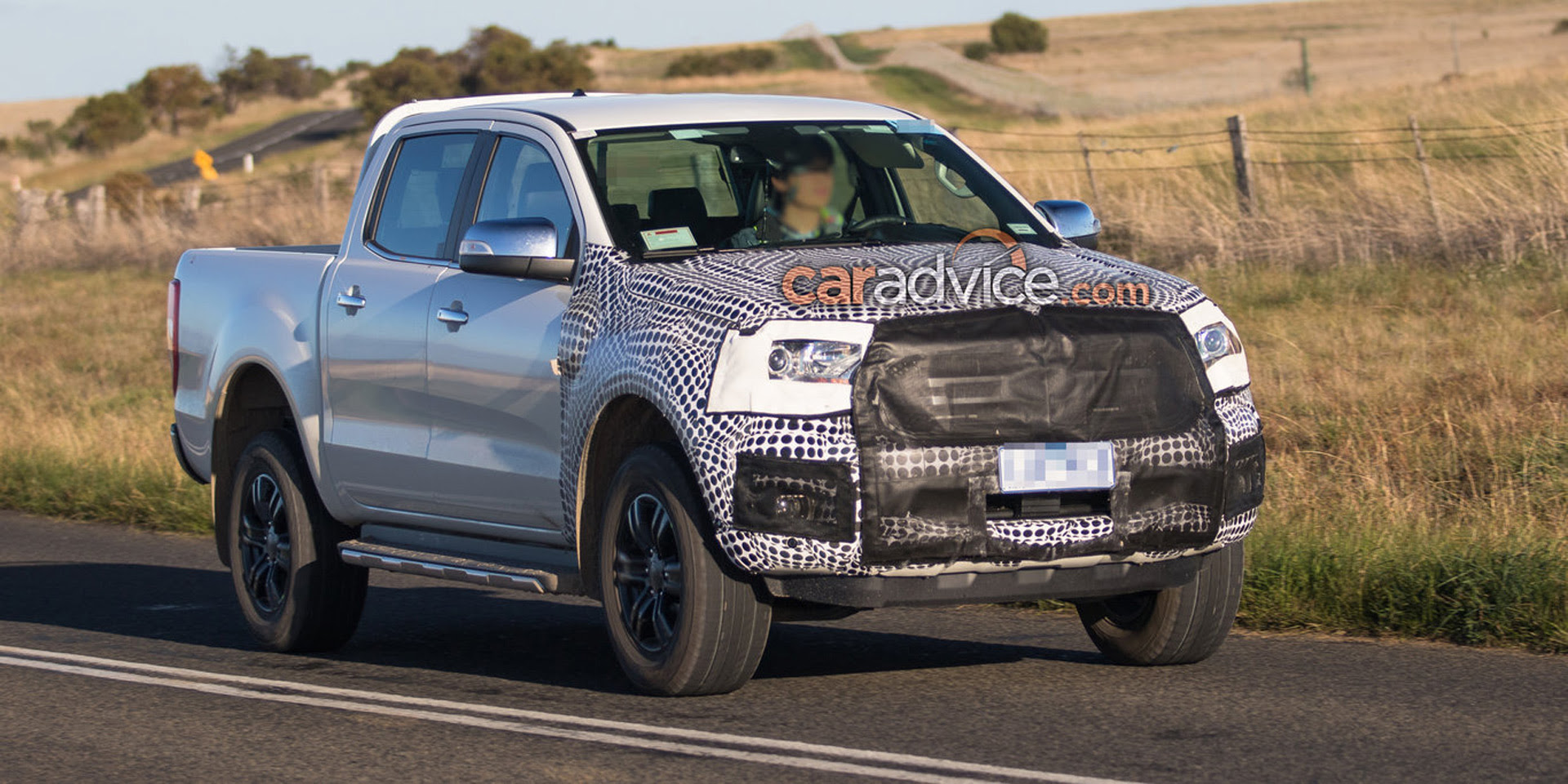 2019 Ford Ranger spy shots