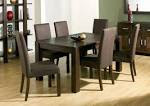 Fashionable Dining Room Decoration Sets: Fashionable Dining Chairs ...
