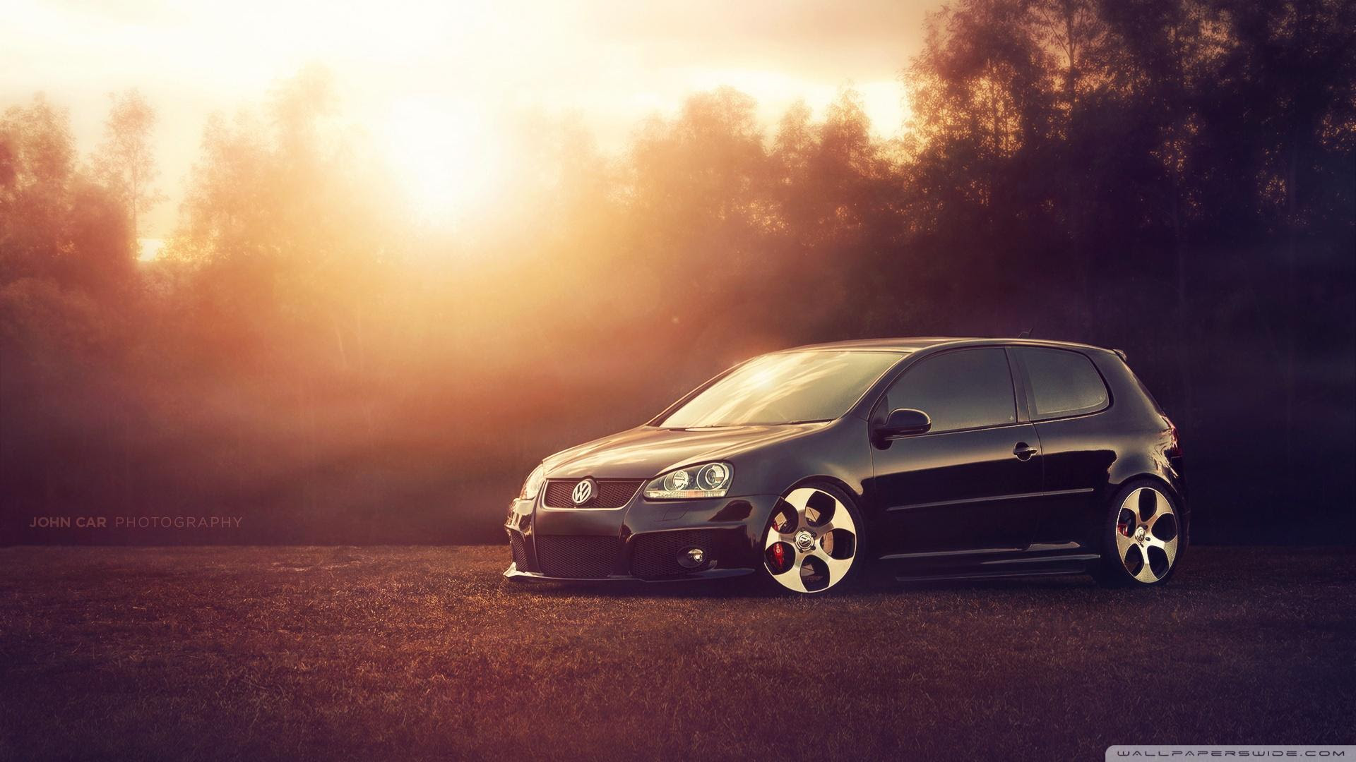 Volkswagen Golf Wallpapers  Wallpaper Cave