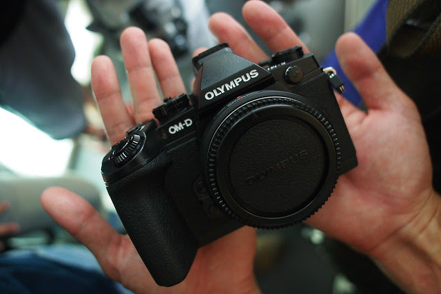 Olympus OM-D E-M1|體驗會Preview