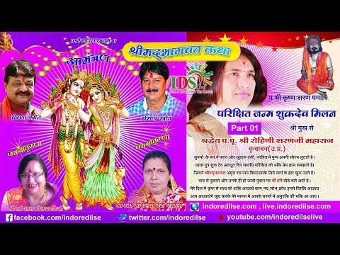 Shrimad Bhagwat Katha || Day 02 || Indore