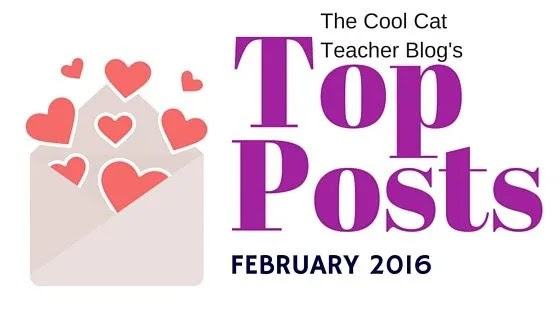 Top Teacher Blog Posts February 2016