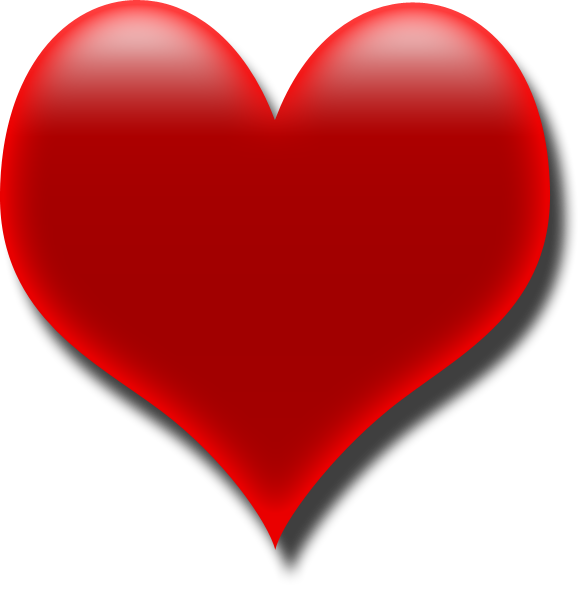 Love Heart - PNG + PSD by dylricho on DeviantArt