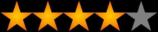 Resultado de imagen de 4 estrellas